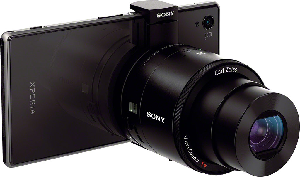 Sony is Gearing Up to Bring DSLR-quality Cameras to Smartphone 20