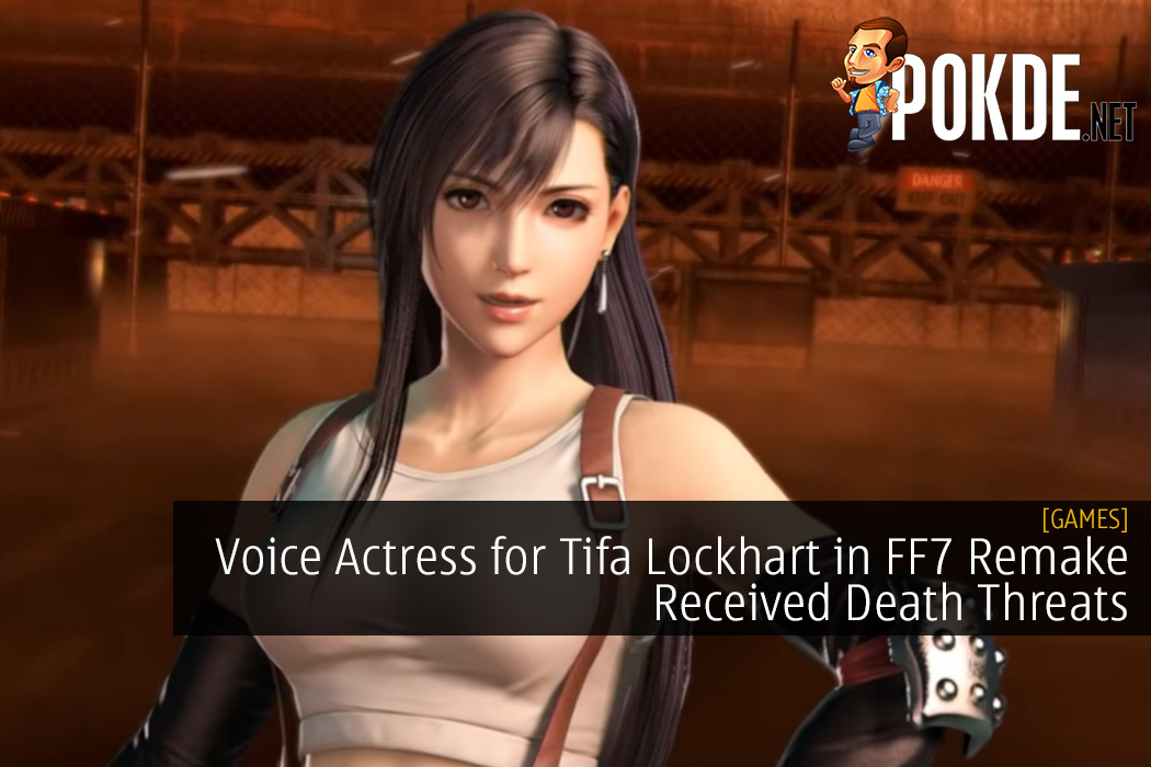 Voice Actress for Tifa Lockhart in FF7 Remake Received Death Threats