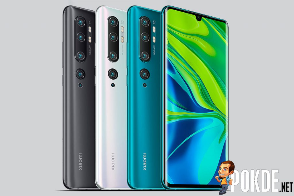 Xiaomi CC9 Pro matches HUAWEI Mate 30 Pro's DxOMark scores at nearly half the price 28