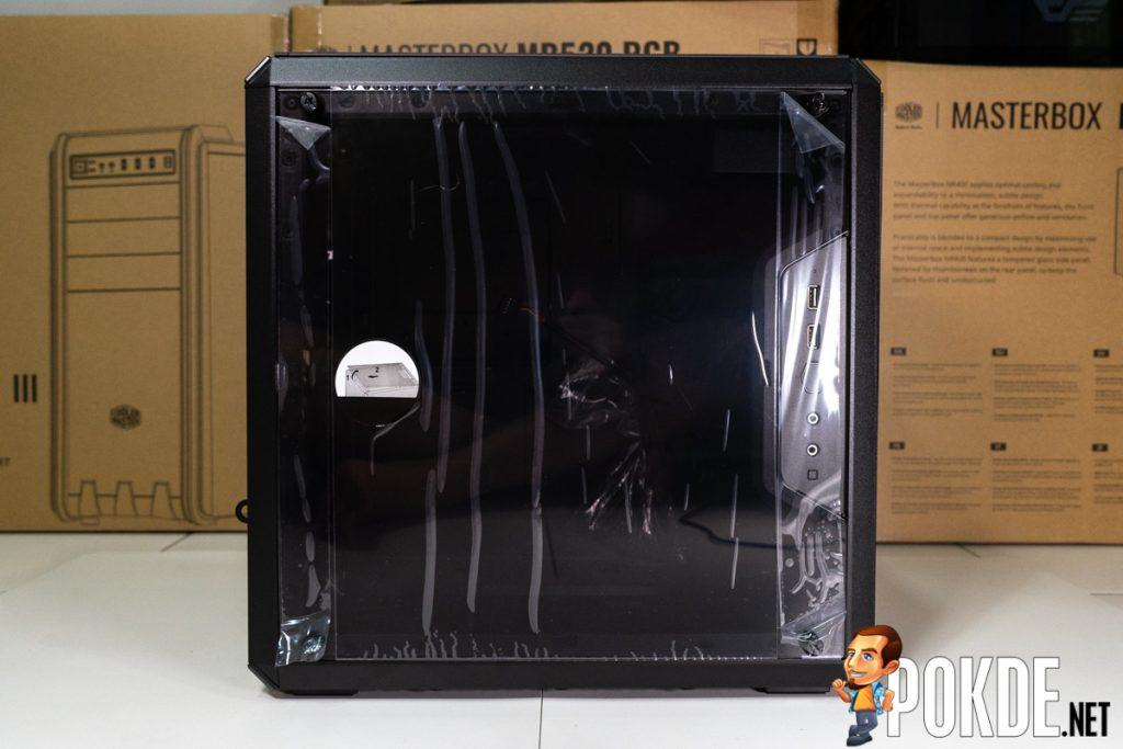 cooler master q500l side panel