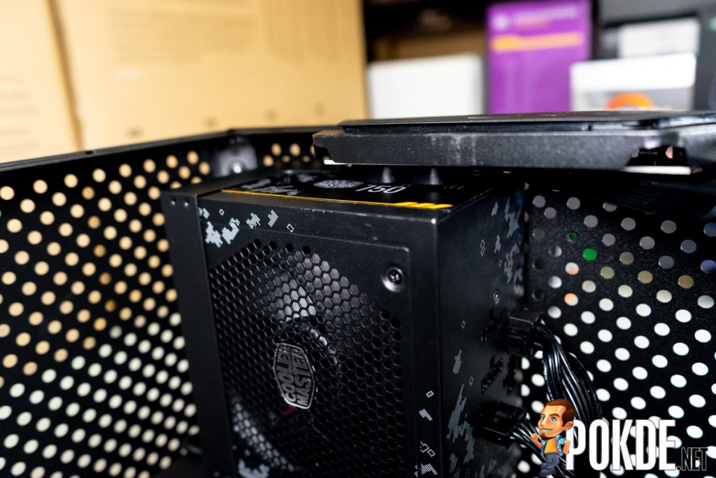 cooler master q500l psu mount