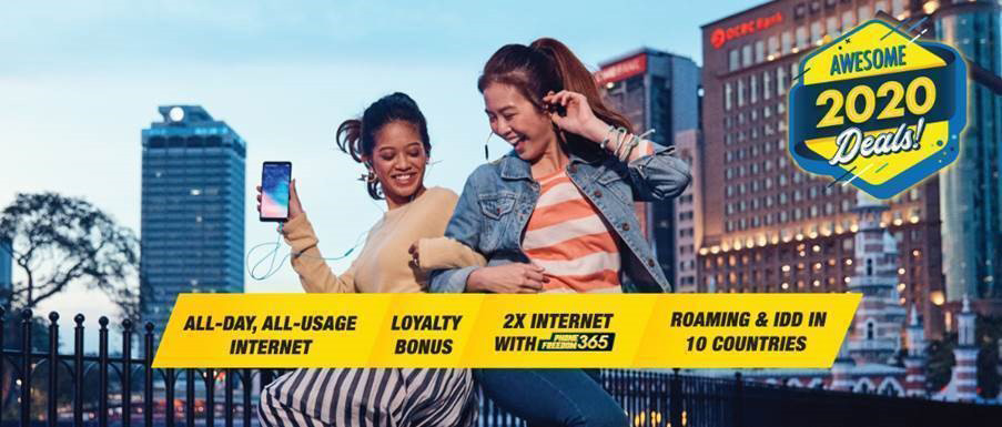 Digi Offers 2x Smartphones And 2x Internet From Only RM40/month 19