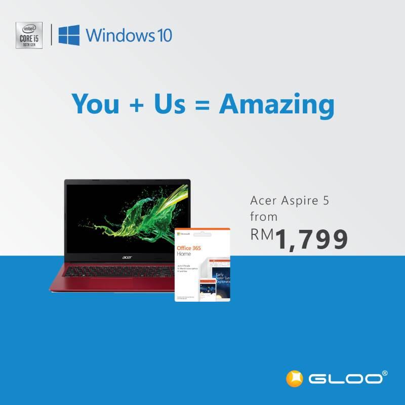 gloo amazing promotion modern pc