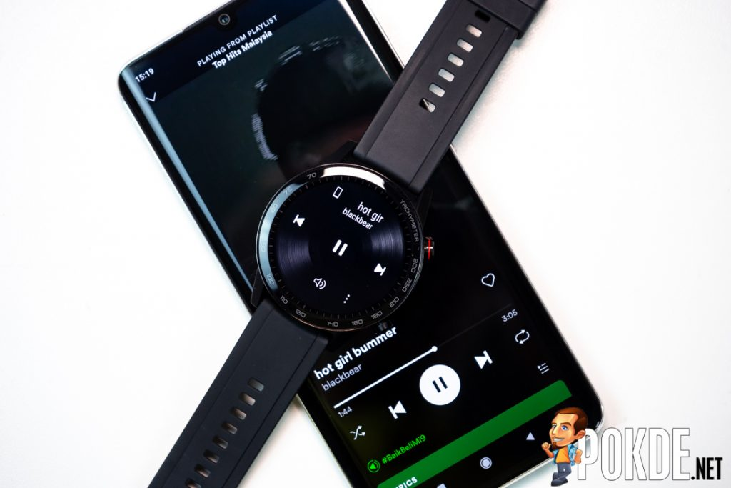 honor magicwatch 2 music