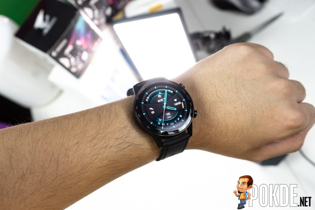 honor magicwatch 2 wearing