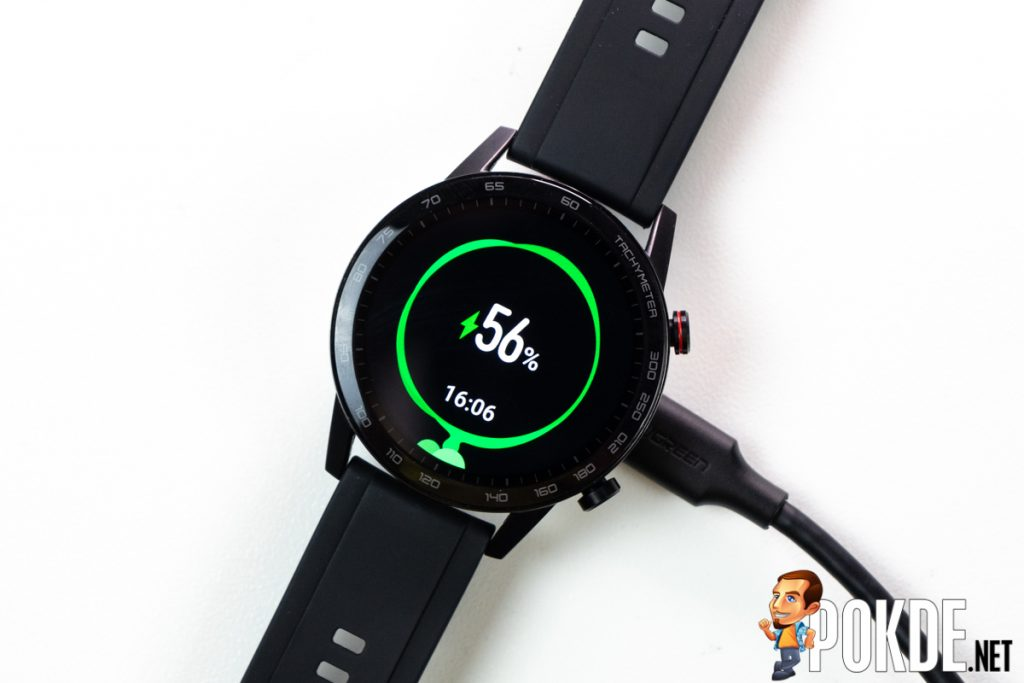 charging honor watch