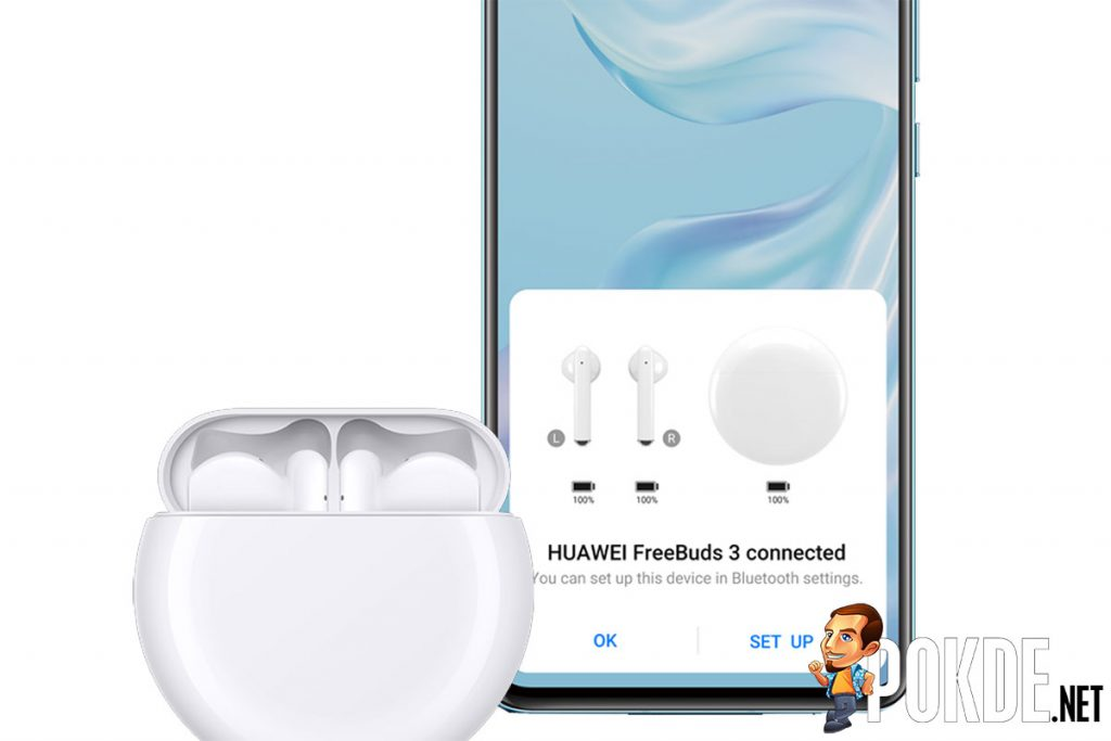 HUAWEI FreeBuds 3 gives you the freedom to mute the world 25