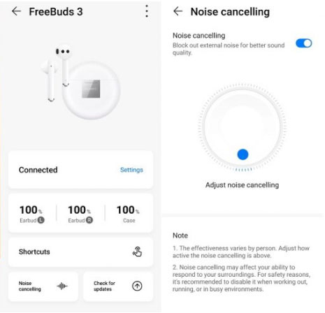 HUAWEI FreeBuds 3, the better alternative to the AirPods Pro? 19