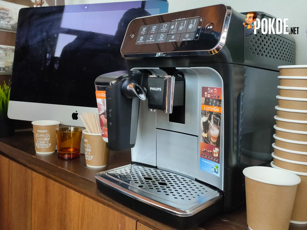 Philips Coffee Maker to bring cafe-grade coffee into your home 19