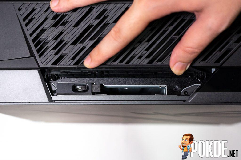 ASUS ROG Huracan (G21CX) Review — redefining gaming desktops 42