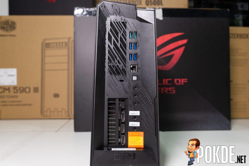 ASUS ROG Huracan (G21CX) Review — redefining gaming desktops 43