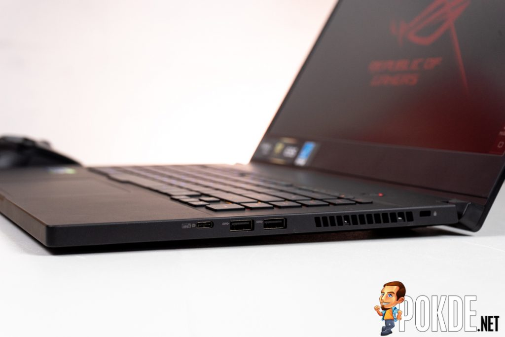 ASUS ROG Zephyrus M (GU502) Review — the gaming laptop for grown ups 34