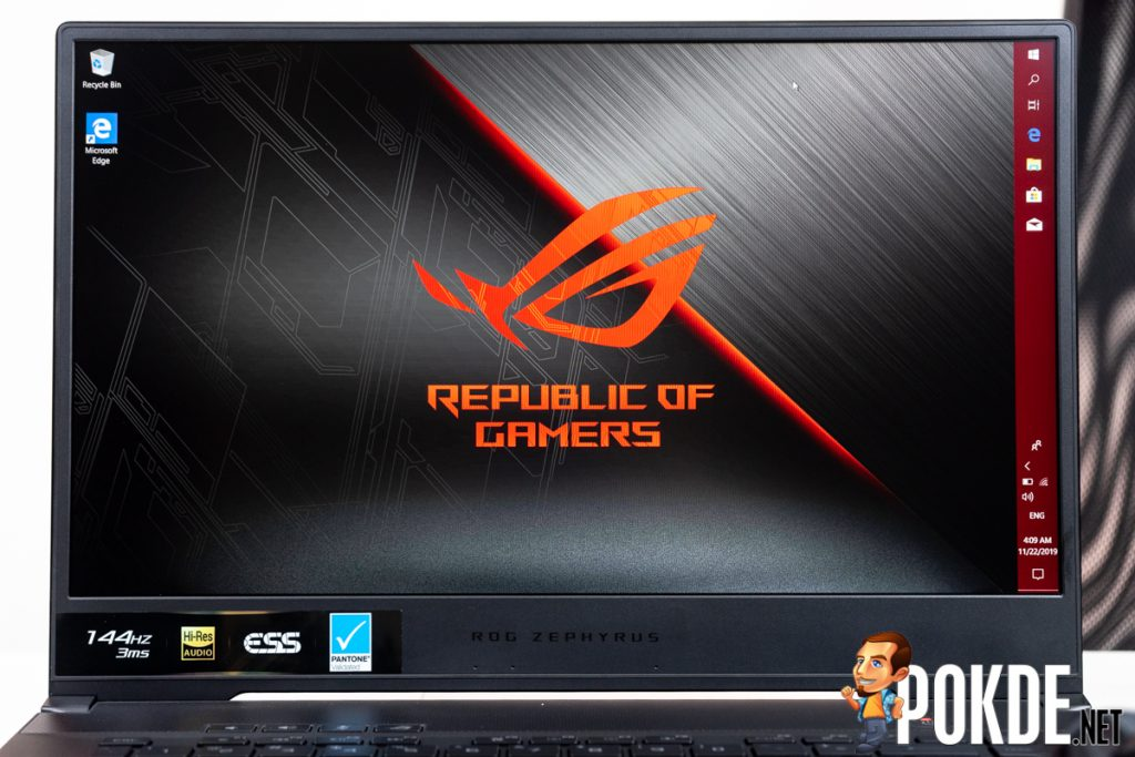 ASUS ROG Zephyrus M (GU502) Review — the gaming laptop for grown ups 32