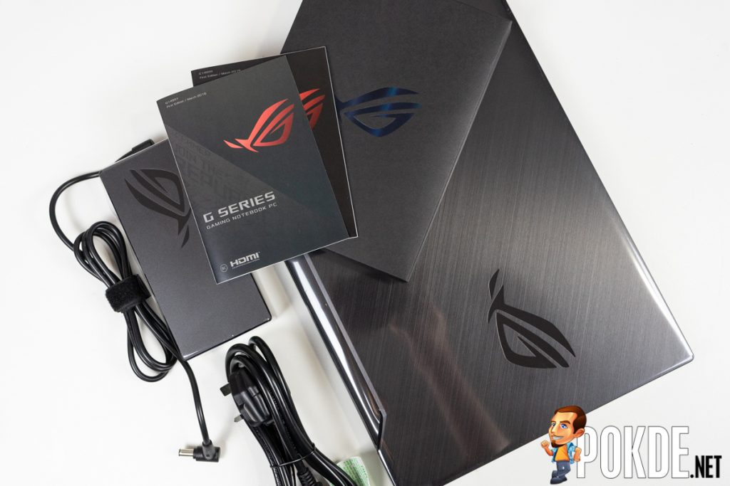 ASUS ROG Zephyrus M (GU502) Review — the gaming laptop for grown ups 21