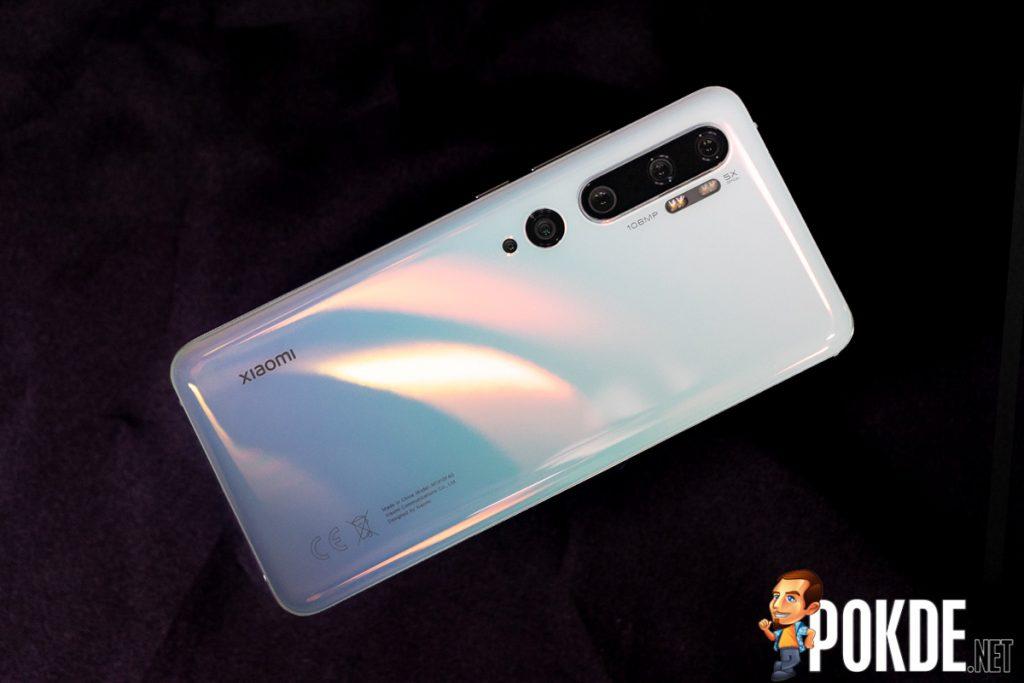 mi note 10 best camera smartphone 2019