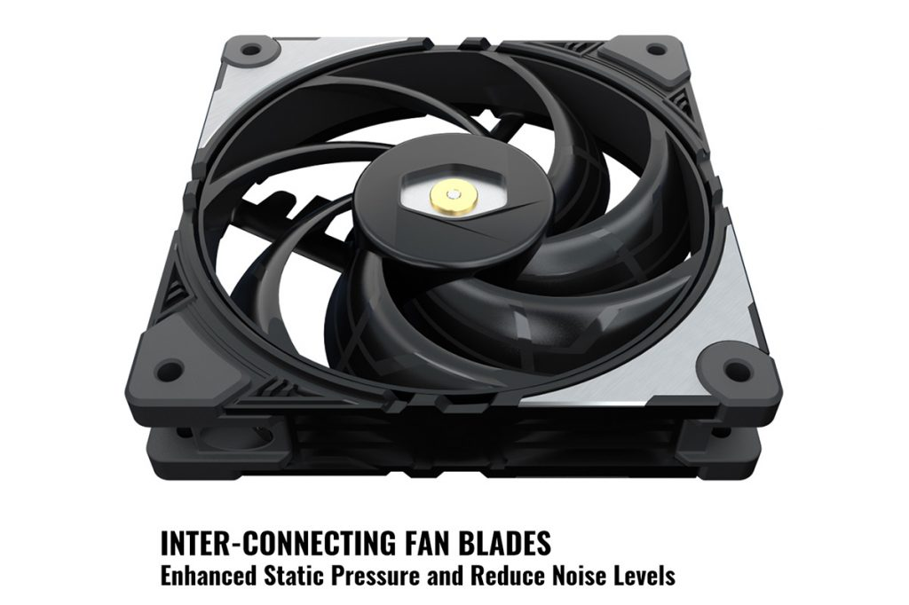 Cooler Master MasterFan SF120M comes with no RGB at RM119 18