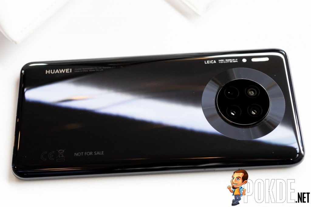 huawei mate 30 no us components