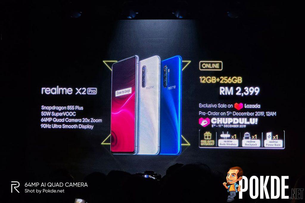realme x2 pro price malaysia