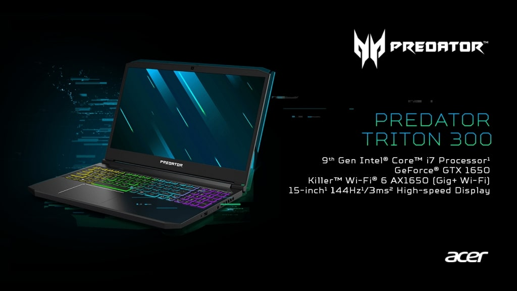 Acer Predator Triton 300 Has Landed in Malaysia - Affordable, Yet Powerful 23