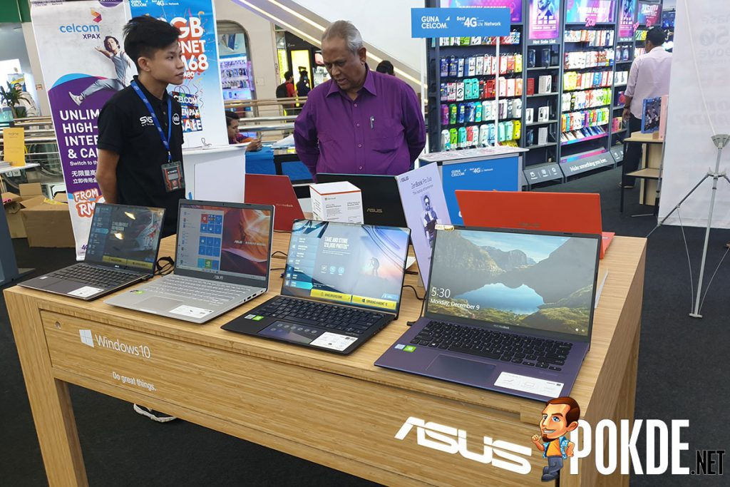 Save up to RM2000 on the latest Surface devices in the Modern PC Tech Week promotion! 20