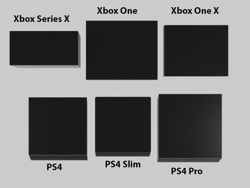 This is How the Xbox Series X Differs With Current Gen Consoles in Size 21