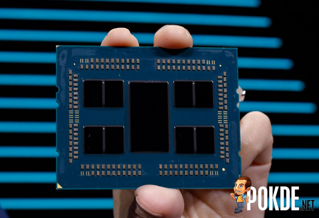 CES 2020: AMD Ryzen Threadripper 3990X to be on shelves from 7th February 30