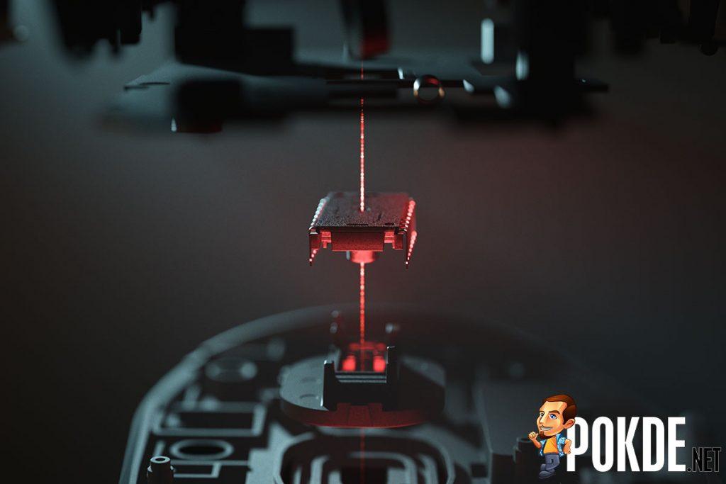 razer focus+ sensor