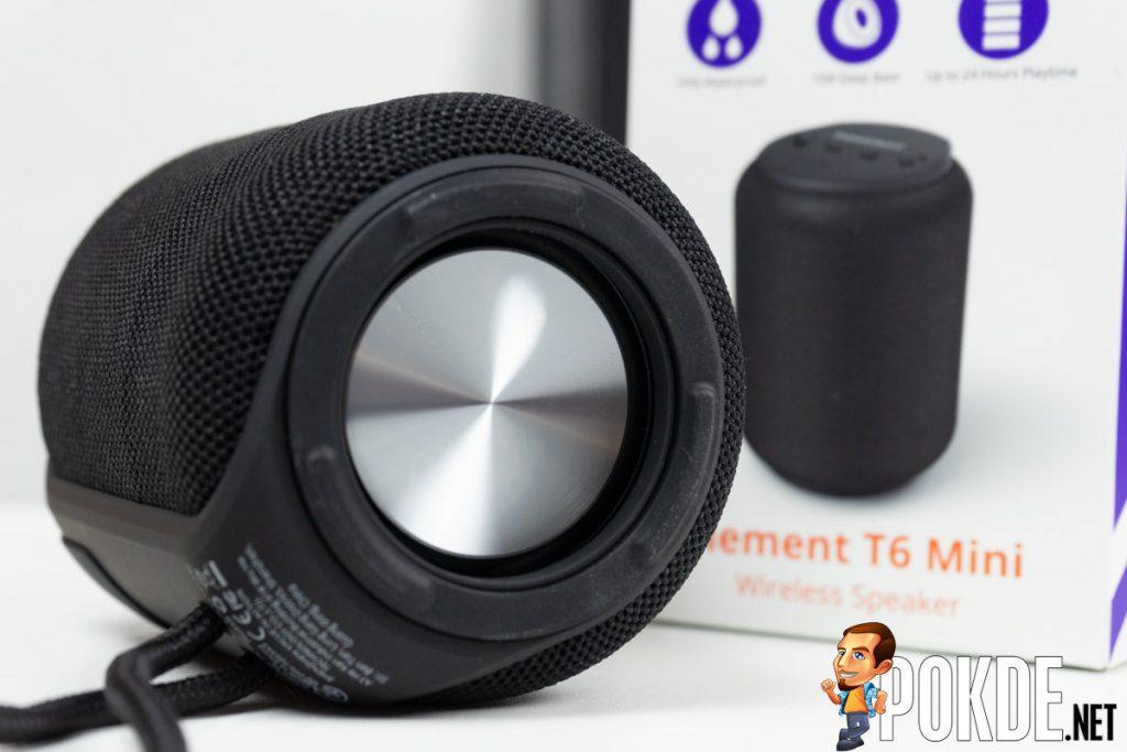 Tronsmart Element T6 Mini Review — Small, Portable, Yet Surprisingly Loud 22