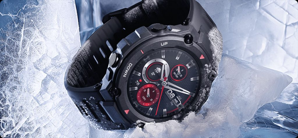 CES 2020: Amazfit T-Rex announced with military-grade toughness and 66-day battery life 23