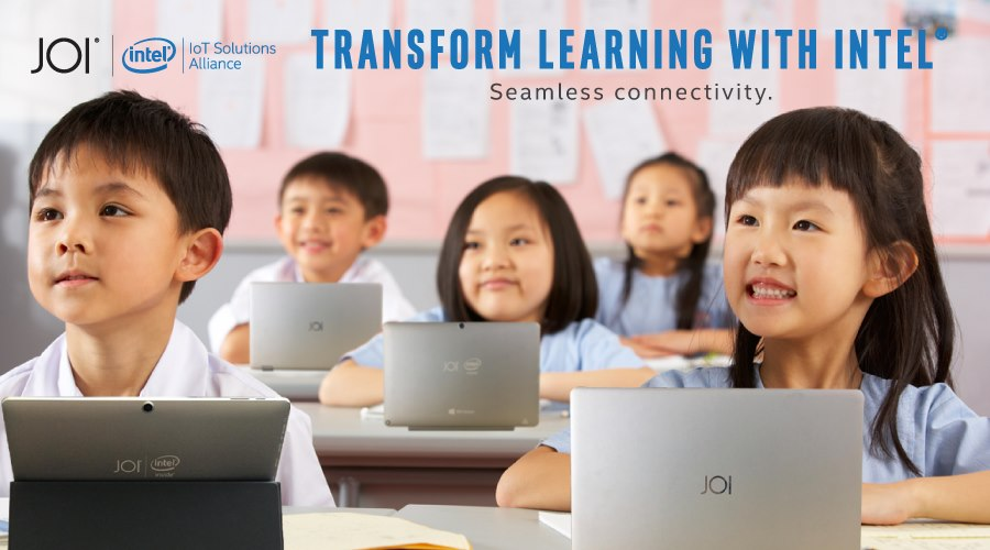 Intel injects intelligence into connected classrooms 24