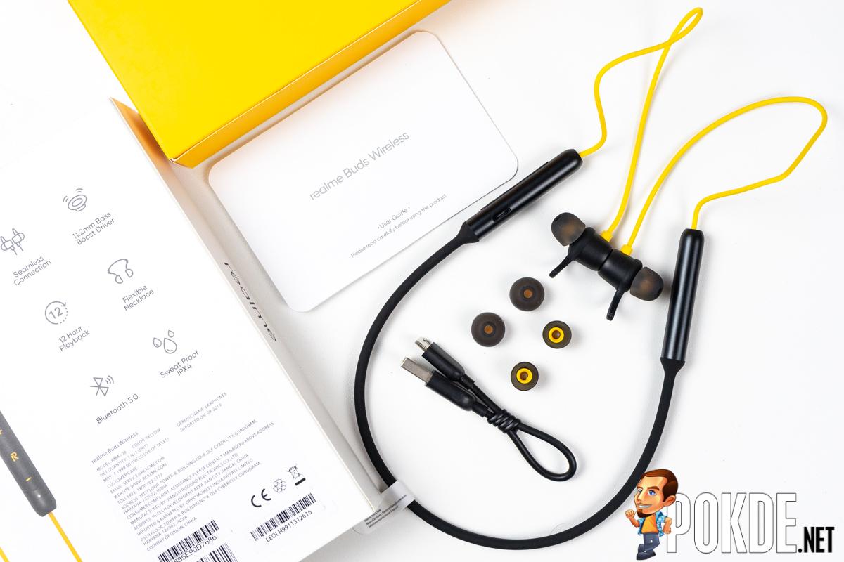 Realme Buds Wireless Review Sporty Earphones For Bass Heads Pokde Net