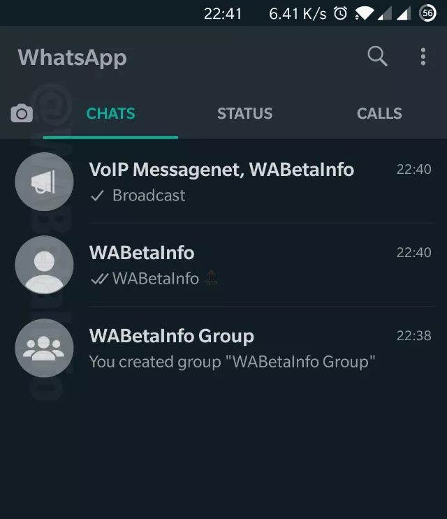 Android Users Can Get Dark Mode on WhatsApp Right Here 18