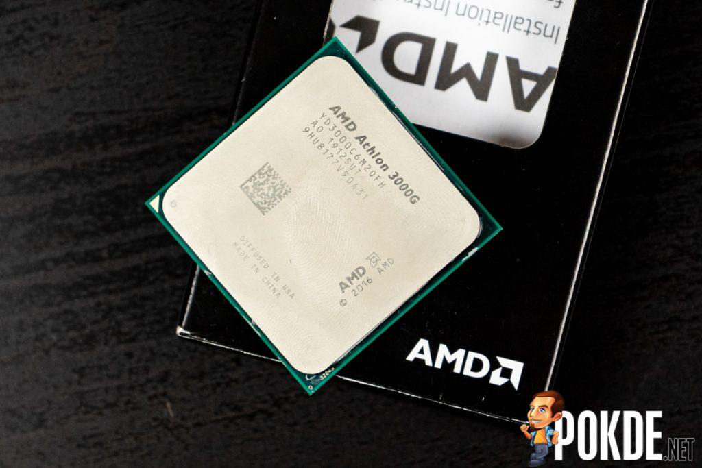 AMD Athlon 3000G Review 24
