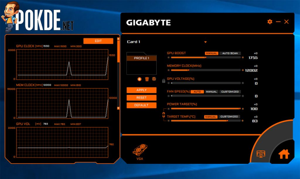 GIGABYTE GeForce GTX 1650 SUPER WINDFORCE OC Review 32