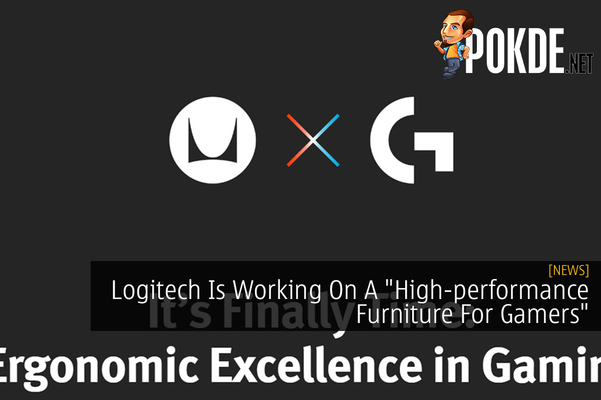 "Logitech G Is Working On A ""High-performance Furniture For Gamers"" 6"