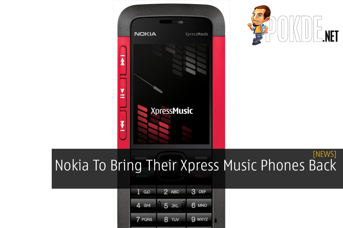 Nokia To Bring Their Xpress Music Phones Back 7