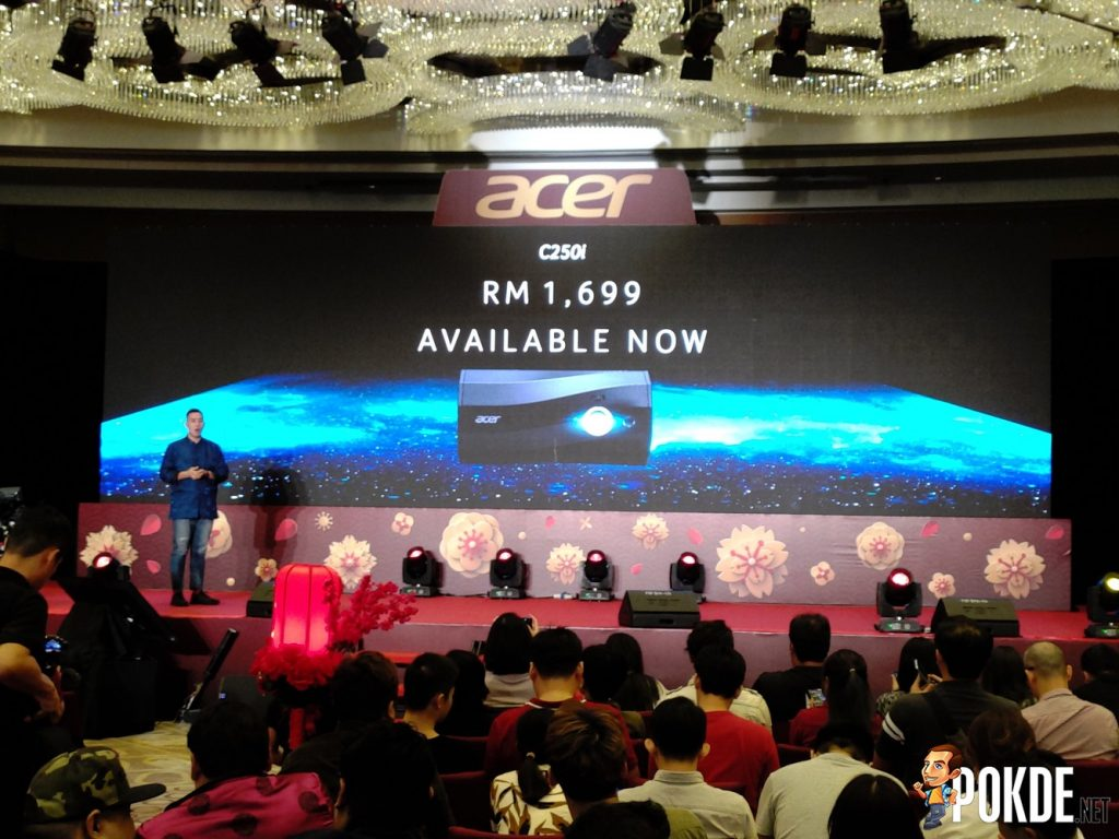 Acer C250i is a Handy Portable LED Projector And It's Here in Malaysia 23