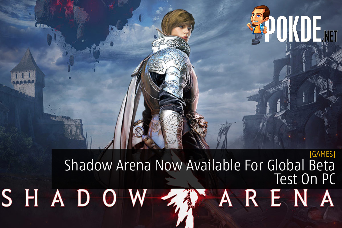 Shadow Arena Now Available For Global Beta Test On PC 11