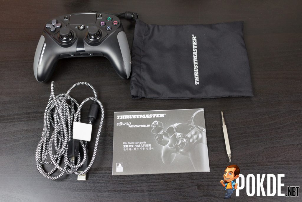 Thrustmaster eSwap Pro Controller Review — Your Controller, Your Style 26