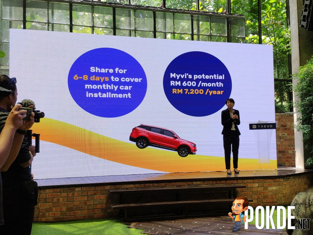SOCAR Malaysia Launches TREVO — People-to-people Car Sharing App 24