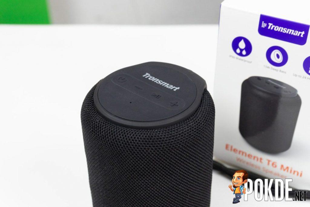 Tronsmart Element T6 Mini Review — Small, Portable, Yet Surprisingly Loud 23