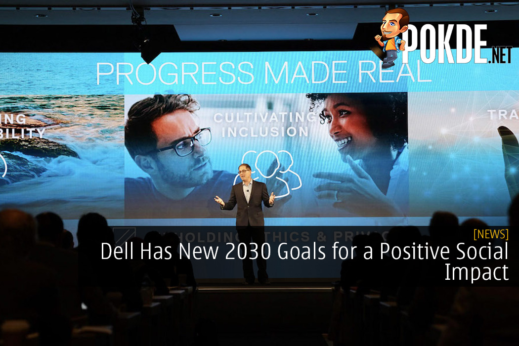 Dell Has New 2030 Goals for a Positive Social Impact