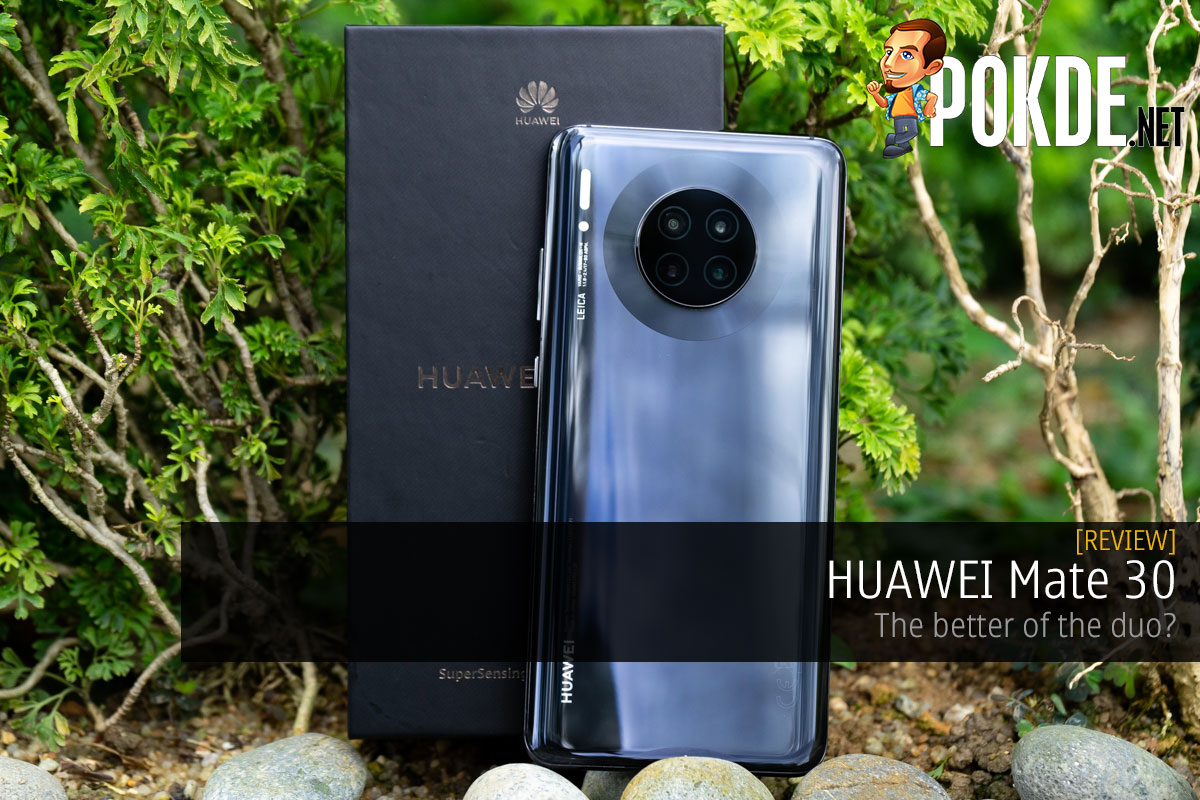 HUAWEI Mate 30 Review — the better of the duo? 20