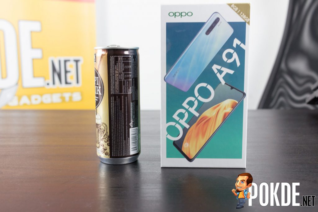 OPPO A91 Review — Could Do With A Bit Of Refinement 24