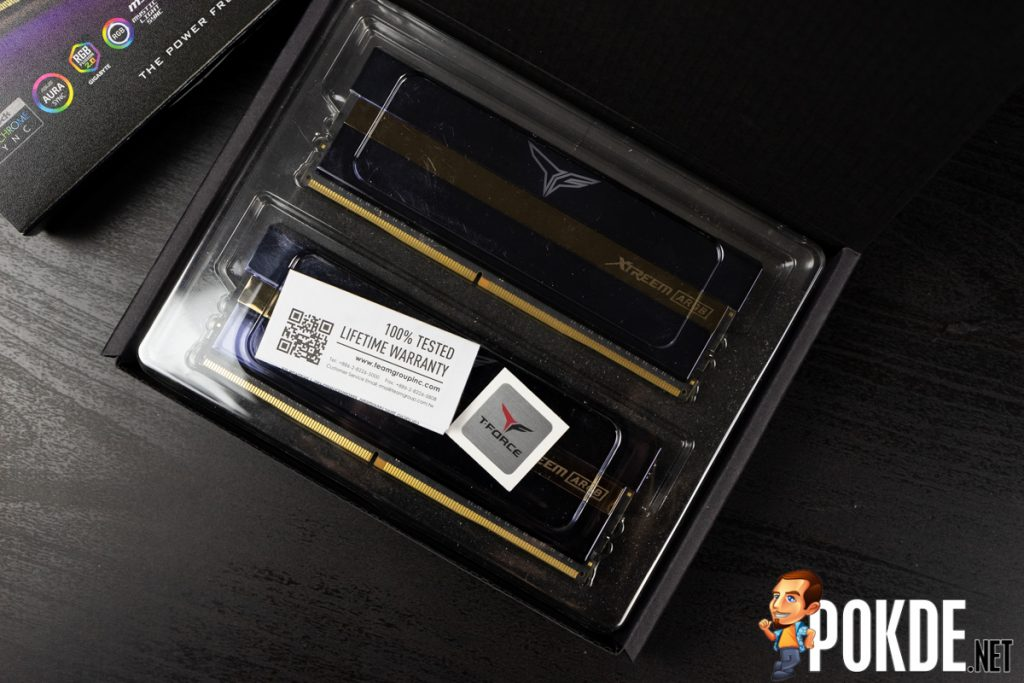 TEAMGROUP T-Force Xtreem ARGB DDR4-3600 CL14 Memory Review — beautiful form and function 25