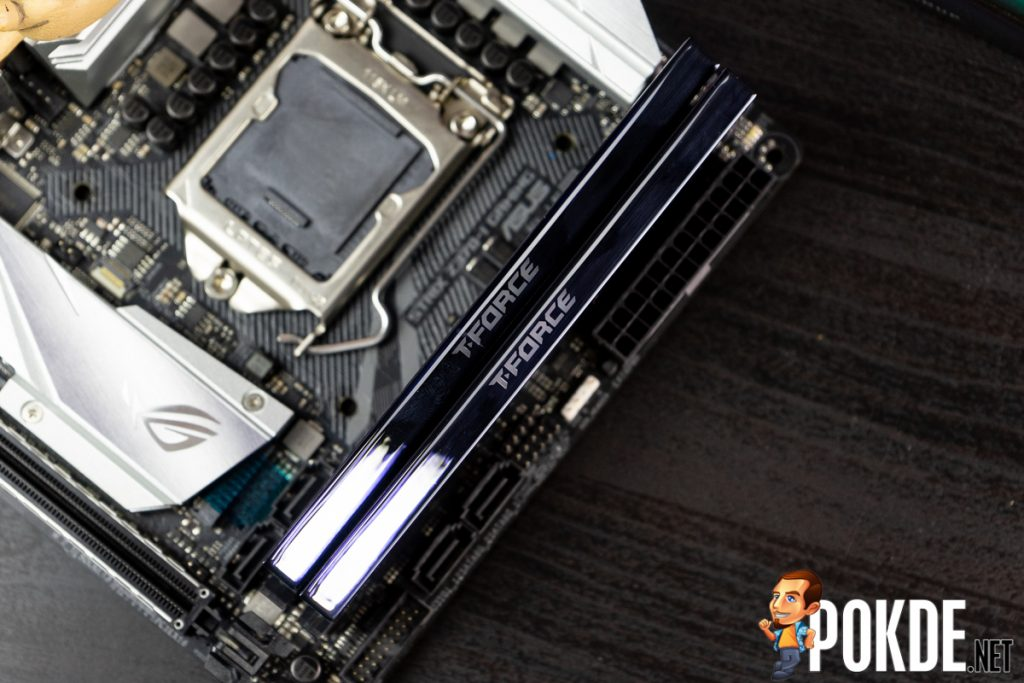 TEAMGROUP T-Force Xtreem ARGB DDR4-3600 CL14 Memory Review — beautiful form and function 28