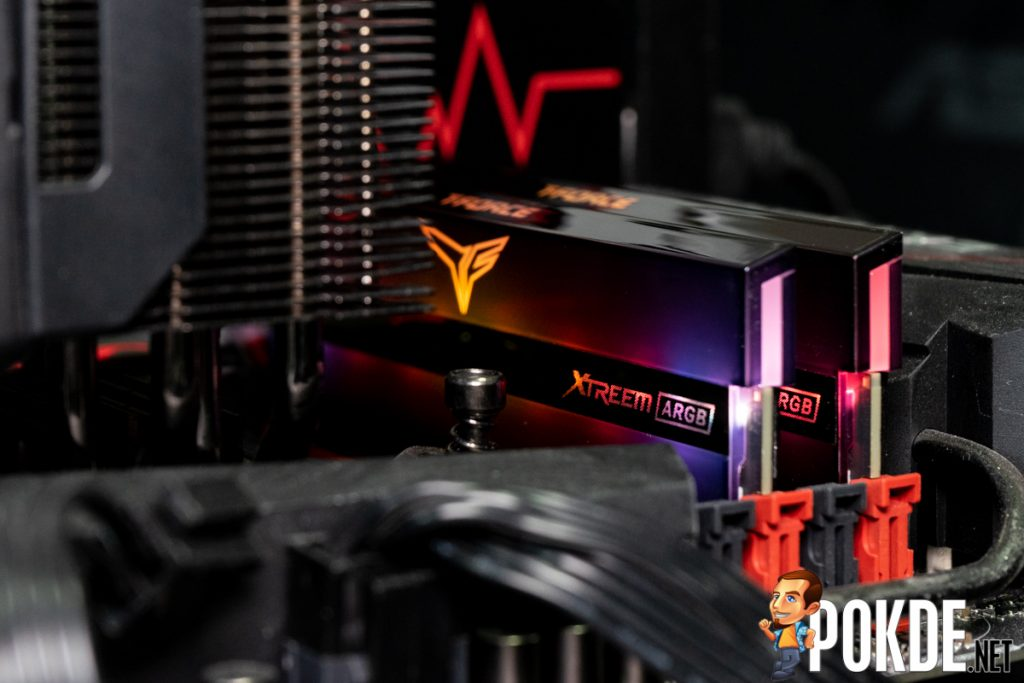 TEAMGROUP T-Force Xtreem ARGB DDR4-3600 CL14 Memory Review — beautiful form and function 30