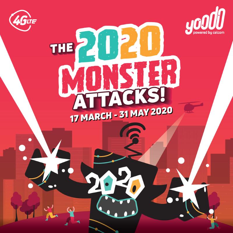 yoodo 20gb for rm20