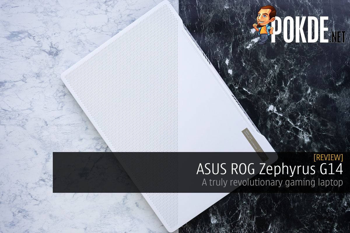 ASUS ROG Zephyrus G14 Review — a truly revolutionary gaming laptop 16