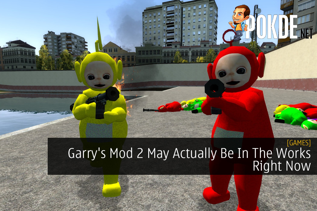 Garry's Mod 2 May Actually Be In The Works Right Now 14
